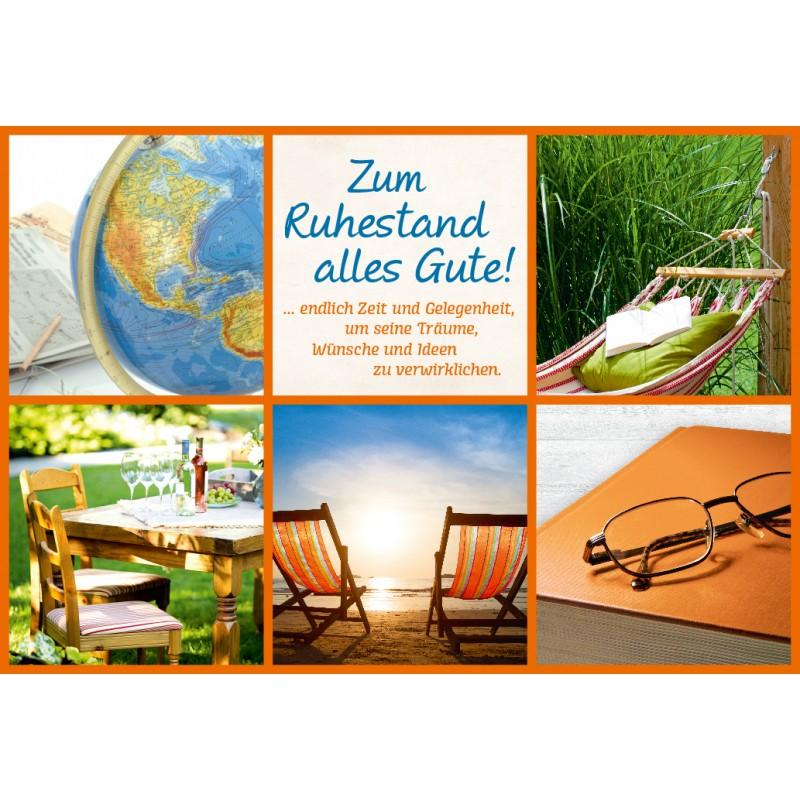 Ruhestand - Themen & Anlässe - Gutsch Verlag