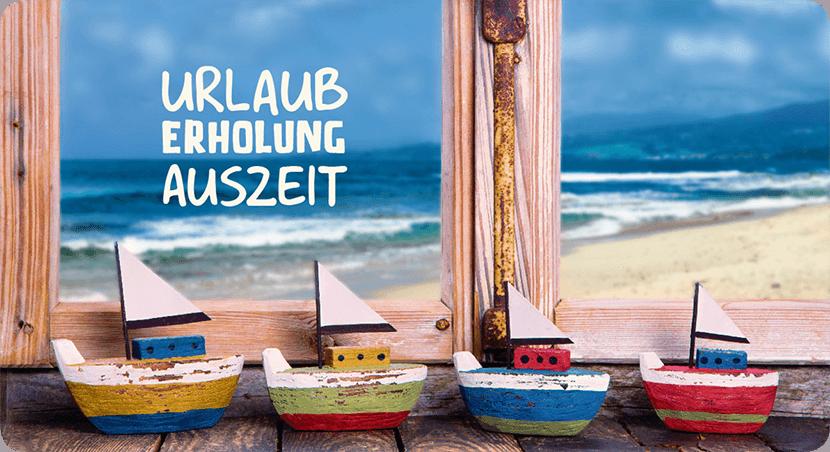 SAND & MEER - GUTSCH VERLAG: Grußkarten und Postkarten