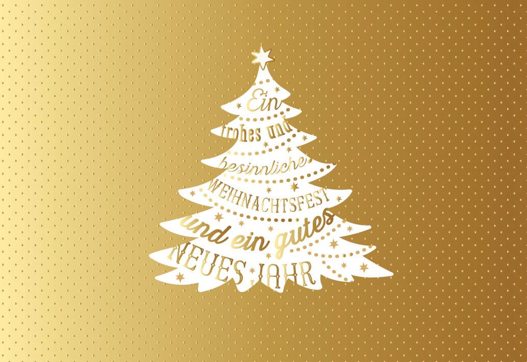 Weihnachtsgrüße Klassisch.Glanzstücke Weihnachten Gutsch Verlag Grußkarten